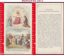 3025 SANTINO HOLY SACRO CUORE DI GESù CRISTO CROATO MARIA MADONNA S. GIUSEPPE