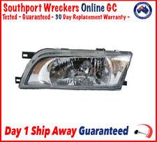 Genuine Nissan N15 Pulsar Head Light Left Front Clear Non Smokey Hatch & Sedan