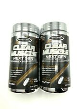 (PACK OF 2) Muscletech Clear Muscle Next Gen 1000mg BetaTOR 42 Softgels