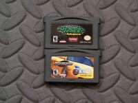 Lot Nintendo Game Boy Advance GBA Games Tokyo Xtreme Racer Advance + Need 4 Spee