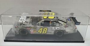 XRARE 1:24 Jimmie Johnson #48 LOWE'S 2008 COT CLEAR NASCAR STOCK CAR