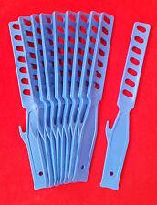 Plastic Paint Stirring Paddle Stirrer Mixing Sticks GRP x10