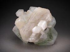 Stilbite and Apophyllite Crystals, Nashik, India