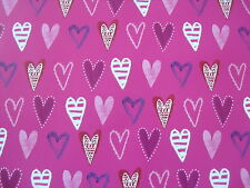 Valentine's Day Theme Wrapping Paper Sheets