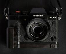 Bresson Hand Made Ebony Wood Wooden Hand Grip for Fuji Fujifilm XT3 X-T3