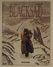 Blacksad 2 Arctic Nation Guarnido Canales Dargaud EO