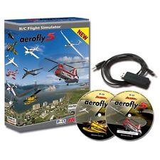 ikarus 3071001 aerofly5 Windows USB Interface Version R/C Flight Simulator