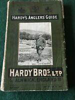 Hardy's  Anglers Guide 1924.