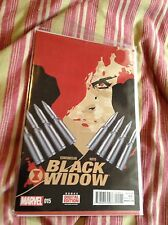 Black Widow Issue #15 - Like Near Mint Condition Marvel Comics