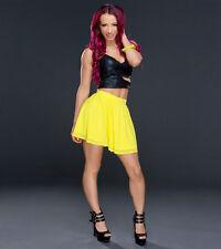 BEAUTIFUL WWE DIVA SASHA BANKS  8X10 PHOTO W/BORDERS   ECW WCW