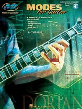 Modes for Guitar - Instructional Book and Audio NEW 000695555
