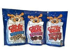 Canine Carry Outs 5 oz. Bundle Pack of 3 Flavors (Chicken, Beef, Burger Mini)