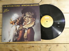 THE RICHIE FAMILY AFRICAN QUEENS LP 33T VINYLE EX COVER EX ORIGINAL 1977
