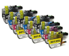 12PK LC-3013 Ink Set for Brother MFC-J491DW MFC-J895DW MFC-J690DW (Latest Chip)