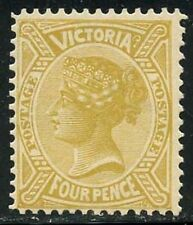 Australian Victoria State Stamps