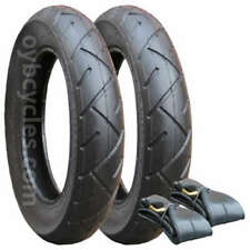 JOOLZ TYRE AND INNER TUBE SET (x2)  - POSTED FREE