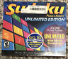 Sudoku Puzzle Addict Unlimited Edition - CD-ROM - NEW