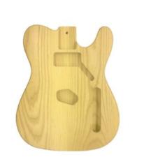 New Guitar Parts TL Guitar Body - Ash
