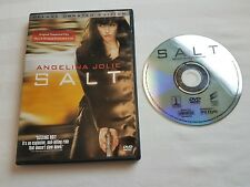 Salt (DVD, 2010, Unrated; Deluxe Edition) free shipping