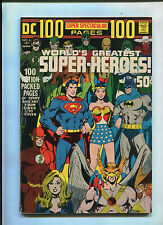 DC 100 PAGE SUPER SPECTACULAR #6 VF-  NEAL ADAMS! KEY