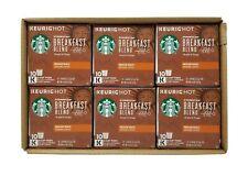 Starbucks Keurig Hot Breakfast Blend Medium Ground Coffee 60 K-Cup Exp July 2020