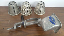 Vintage Vani-Cutter Food Chopper Cheese Grater
