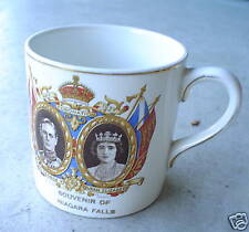 ORIGINAL 1937 King George VI Coronation Mug Souvenir