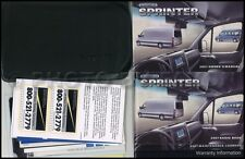 2007 Freightliner Sprinter Owners Manual 2500 3500 Dodge Mercedes Van Guide Book