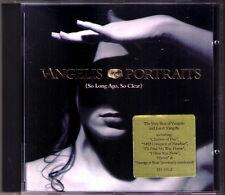 Vangelis Portraits così long ago, così Clear Chariots of Fire Himalaya Antarctica CD