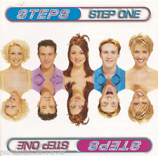 STEPS - Step One (UK 12 Track CD Album)