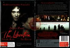 THE LIBERTINE Johnny Depp John Malkovich NEW SEALED DVD (Region 4 Australia)