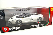 FERRARI LAFERRARI SERIES RACE & PLAY - 1/18 BURAGO