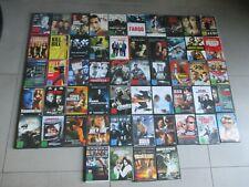 54 DVD Sammlung Crank, Kill Bill, Fargo, Spun, Final Destination und andere