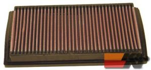 K&N Replacement Air Filter For KIA RIO L4-1.5L F/I, 2001-2006 33-2196