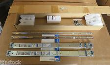 NUOVO Originale Dell PowerEdge r620 v2 Rack Mount Rail Kit - 53d7m Rackmount 1u