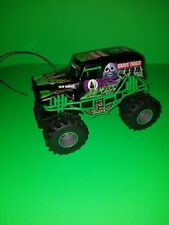 Rc Monster Truck Car Vehicle Grave Digger Remote Control Kids Toy 7""