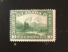 Stamps Canada Sc155 10c mint Mount Hurd Scroll issue of 1928 see details