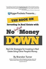 The Book on Investing in Real Estate with No (and Low) Money Do... Free Shipping