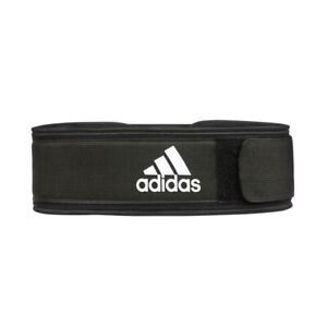 Adidas Essential Weight Lifting Belt Gym Strength Training Back Support Workout