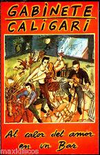CAS - Gabinete Caligari - Al Calor Del Amor En Un Bar (NUEVO,PRECINTADO *SEALED)