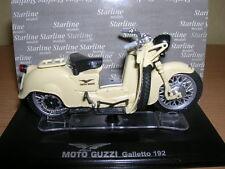 Starline Moto Guzzi Galletto 192 creme 1:24 Motorrad Moto Neu + OVP