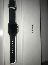 Apple Watch Series 3 38mm Space Gray Aluminium Case with Cellular and  (GPS)