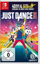 Just Dance 2018 para Nintendo Switch