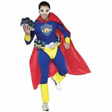 "Beer Man Adult Costume ""MY HERO"" Rasta 6030 one size"