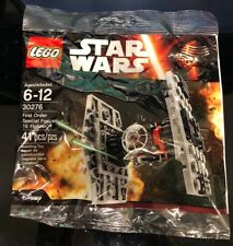 LEGO STAR WARS 30276 - FIRST ORDER SPECIAL FORCES TIE FIGHTER - SEALED!!