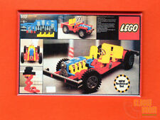 "Lego Technic Car 2x3"" fridge/locker magnet box art 853"