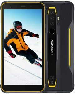 BLACKVIEW BV6300 Pro 6GB+128GB Telefono Antiurto Smartphone Android 10 Cellulare
