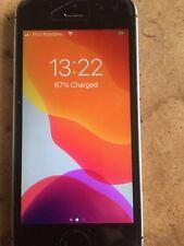 Apple iPhone SE - 64GB - Space Grey (Unlocked) A1723 (CDMA   GSM)