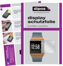 6x Fitbit Ionic Pellicola Protettiva Protezione Schermo Cristallo dipos
