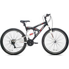 Men's Mountain 29-Inch Bike Bicycle Shimano Full Suspension 21 Speed